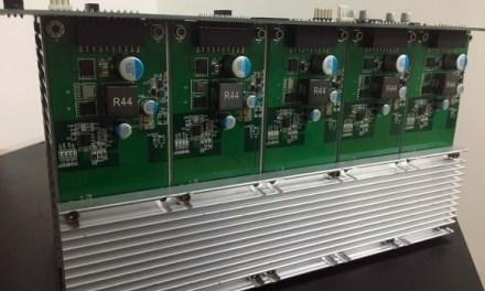 La minería X11 sigue en aumento con el lanzamiento de nuevos equipos en el mercado