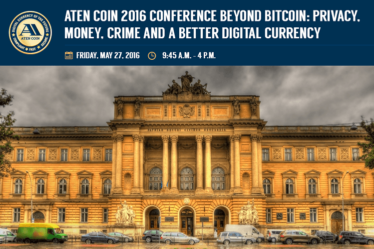 Aten Coin llevará a cabo conferencia sobre cumplimiento legal de monedas digitales