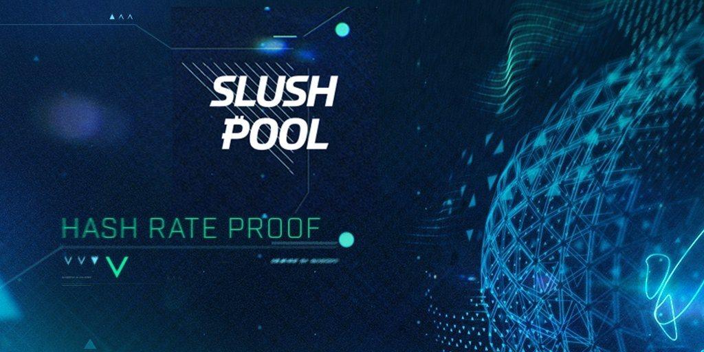 Slush Pool crea la 'Prueba de Hash Rate': nueva capa de transparencia en grupos de minería