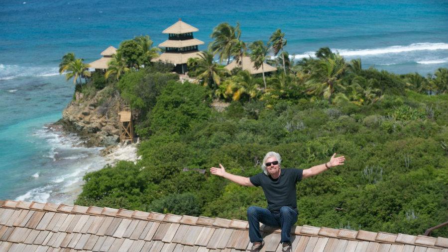 La segunda Blockchain Summit tuvo lugar en la isla de Richard Branson