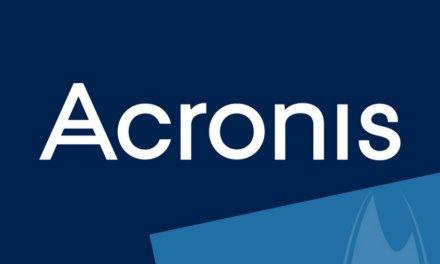 Acronis ofrece servicios de almacenamiento de datos en la blockchain