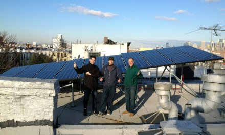 Vecinos de Brooklyn implementan sistema de energía solar blockchain