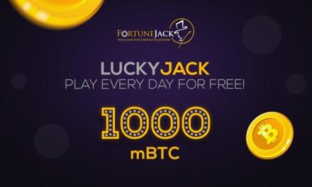FortuneJack lanza LuckyJack un nuevo juego de casino Bitcoin