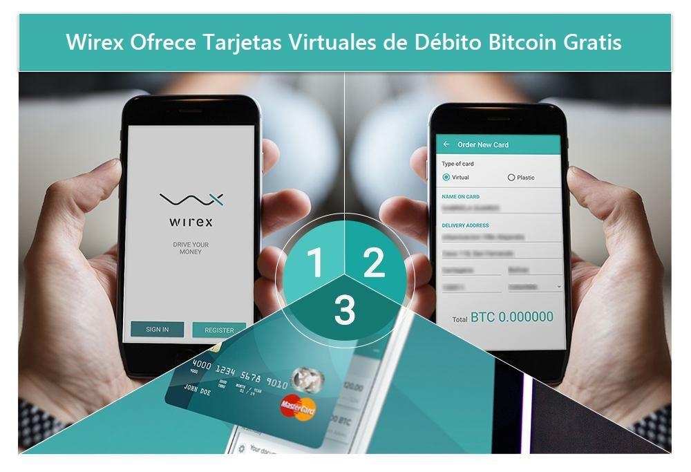 Recibe una Tarjeta Virtual de Bitcoins Gratis con la aplicación de ...