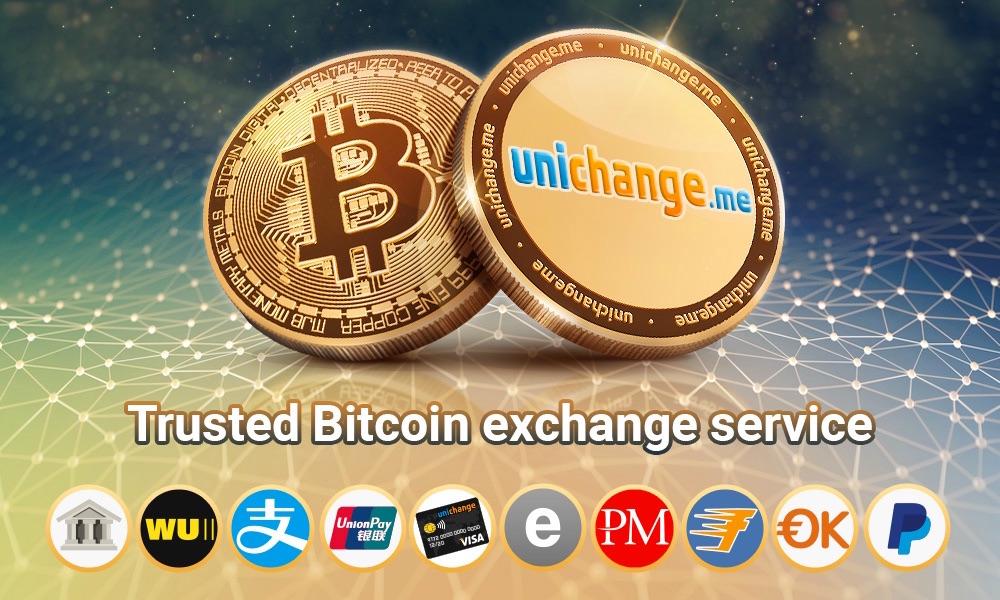 Unichange.me comparte consejos con los comerciantes: cómo retirar ganancias bitcoin