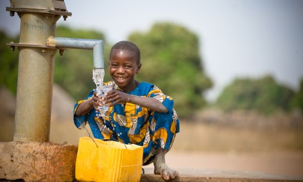 Donan 38 bitcoins a proyecto de agua en África