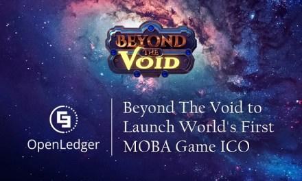 El juego e-sports Beyond the Void lanzará la primera ICO de juego MOBA del mundo