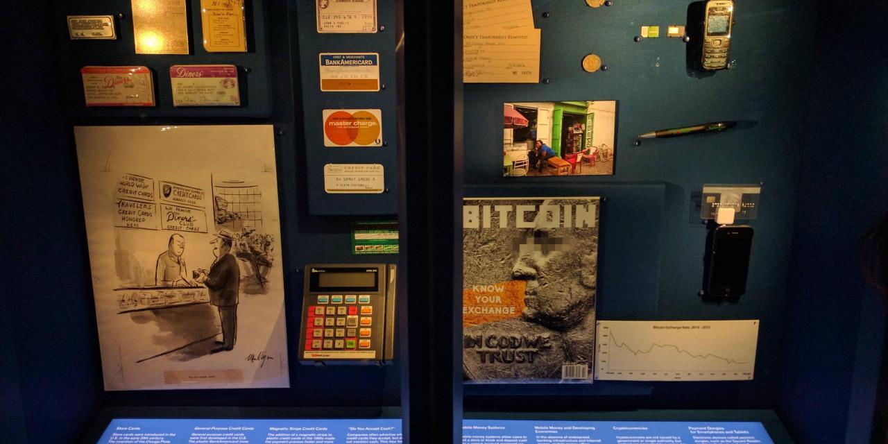 Bitcoin figura en la historia monetaria del Instituto Smithsoniano de Estados Unidos