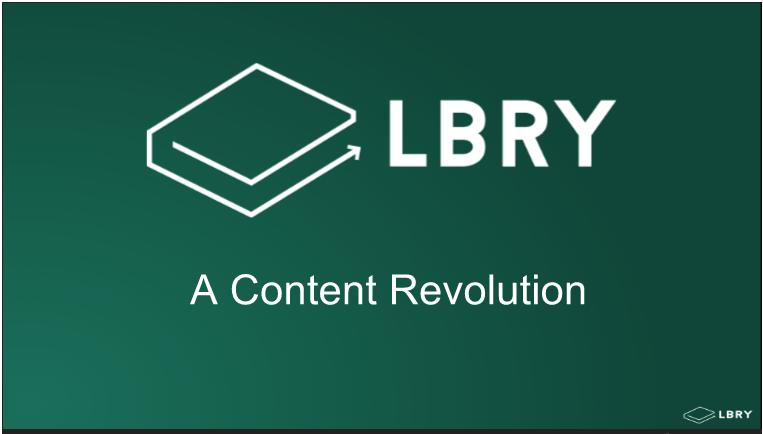 Versión beta de la biblioteca descentralizada LBRY llega a Windows