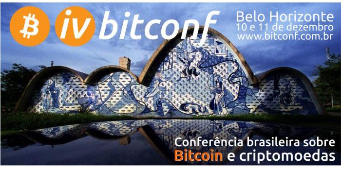 IV BitConf de Brasil volverá para alentar a emprendedores del criptomundo