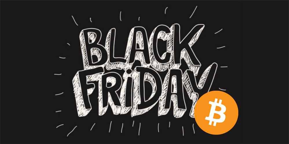 Black Friday y Bitcoin: los mejores sitios para comprar con descuento