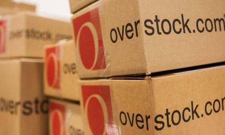 Con pérdidas, alianzas e inversiones… Overstock sigue apostando en la tecnología blockchain