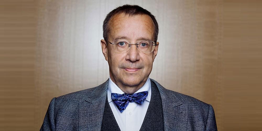 Ex-presidente de Estonia se suma a proyecto blockchain del Foro Económico Mundial