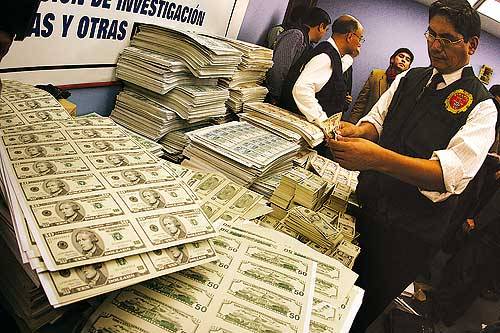 Bitcoin podría erradicar los crímenes de falsificación monetaria a nivel mundial