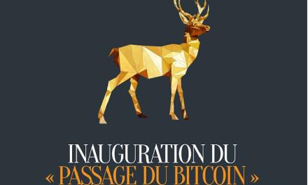 Paris apunta a la vanguardia inaugurando su primer Boulevard Bitcoin