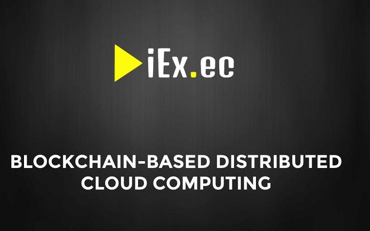 iEx.ec, la plataforma blockchain de computación en la nube, pública su Whitepaper