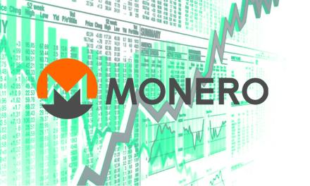 Monero repunta en los mercados tras adopción de Bitfinex y va por más