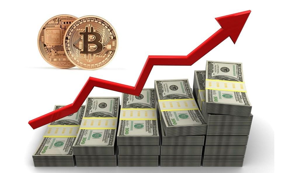 Precio de bitcoin apunta a cerrar el año en 1000$