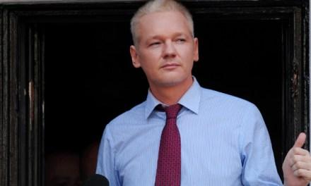 Fundador de WikiLeaks utilizó la blockchain para probar que está vivo