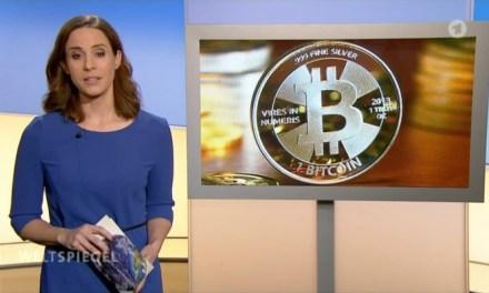 Carteras implantadas y minería de bitcoins son tema central en reportaje de televisora alemana