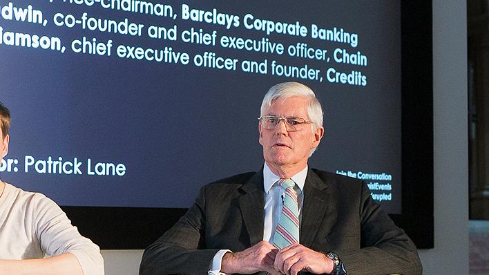 Vicepresidente de Barclays: blockchain es el sistema operativo del futuro