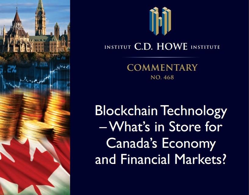 Tanque de ideas canadiense afirma que éxito de blockchain dependerá de la inclusión del sector público