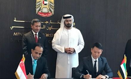 Autoridades financieras de Singapur y Abu Dhabi colaborarán en materia Fintech