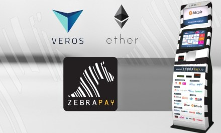 ZebraPay pronto aceptará criptomonedas VEROS y Ether