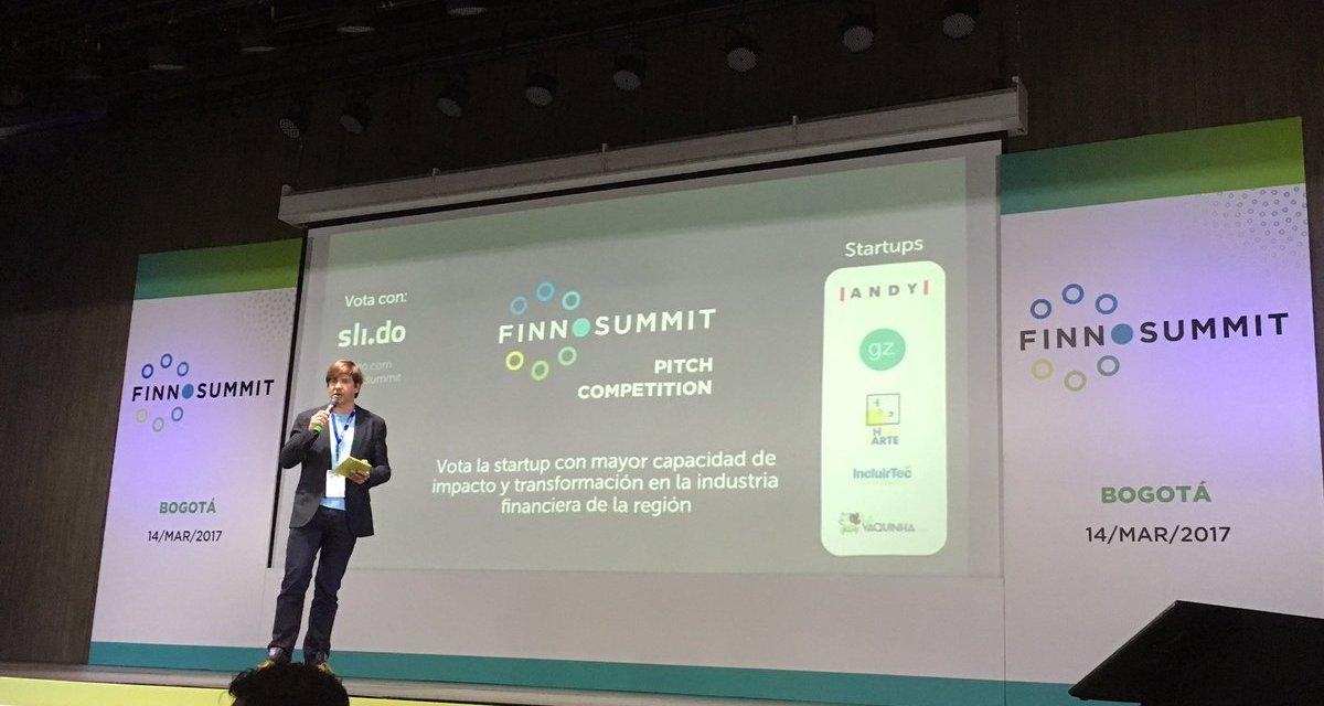 Startup chilena basada en blockchain es finalista en el FinnoSummit 2017