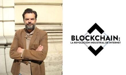 """Iñigo Molero: """"Blockchain permitirá donar a ONGs céntimos de euro de forma instantánea"""""""