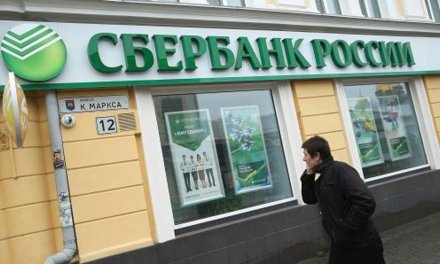 Sanciones impuestas por EEUU dejan a Sberbank fuera del consorcio R3
