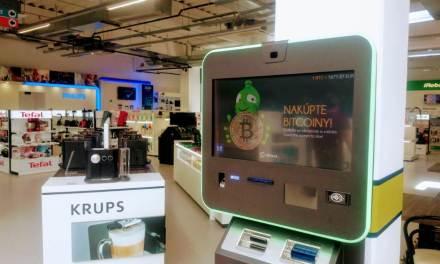Líder en comercio de electrónicos de República Checa instala cajeros Bitcoin