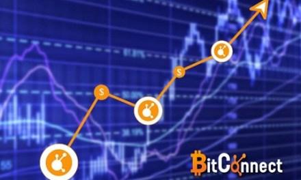 Moneda BitConnect ve crecimiento masivo en medio de una oleada de adopción