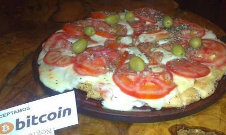 Celebra el Bitcoin Pizza Day comprando algunas pizzas con bitcoins