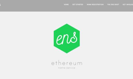 Ethereum inicia la subasta de dominios para direcciones de su blockchain