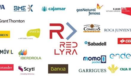Gigantes españoles anuncian lanzamiento del consorcio blockchain Red Lyra