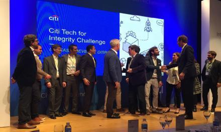 Argentina arrasó: proyectos blockchain ganan premio Citi Tech para combatir la corrupción