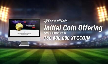 FootballCoin anuncia la ICO de su criptomoneda XFC