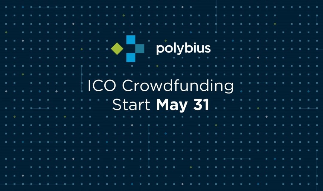 ICO para el proyecto del banco digital estonio-suizo Polybius comenzó el 31 de mayo de 2017