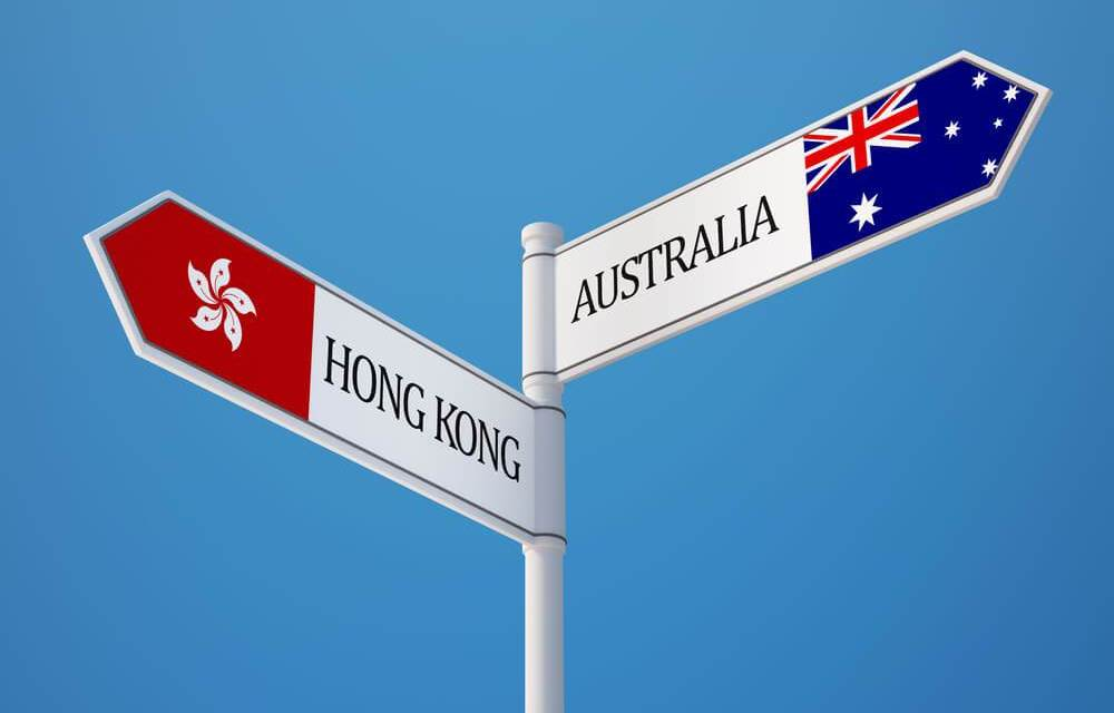 Autoridades de Hong Kong y Australia unen esfuerzos para impulsar tecnologías financieras