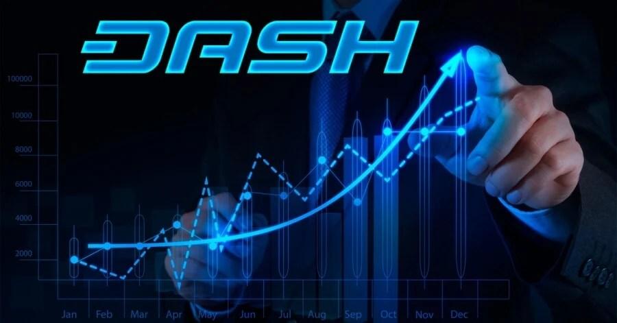 Dash marcó máximo precio histórico sobre $208 | CriptoNoticias ...
