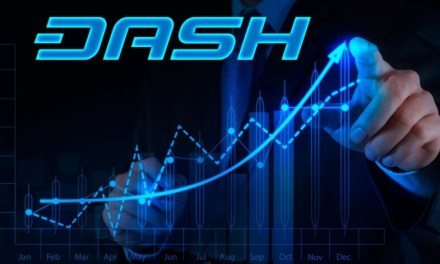 Dash marcó máximo precio histórico sobre $208