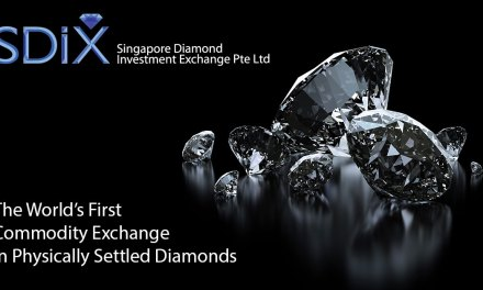 Diamond Singapore Exchange probará blockchain para el mercado de diamantes