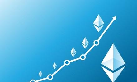 Hacia el cielo: Ethereum rompió la barrera de $400