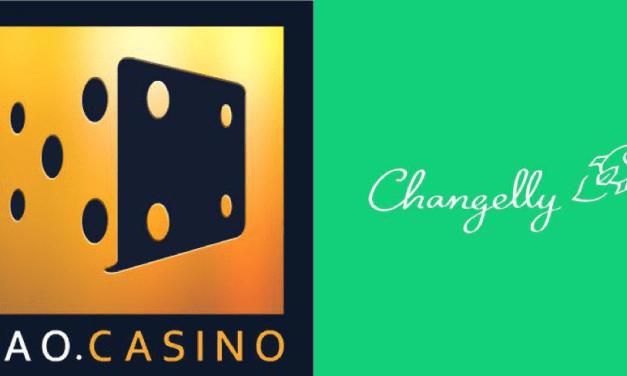 DAO.Casino facilita la compra de criptoactivos BET a través de su colaboración con Changelly