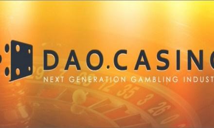 DAO.Casino recauda $ 9 millones durante el primer día de su ICO en curso