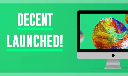 DECENT lanzó su plataforma blockchain para distribución de contenido audiovisual