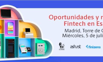 """España acoge el evento """"Oportunidades y Revolución FinTech"""""""