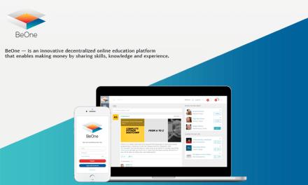 BeOne empaqueta la tecnología Blockchain y la educación en línea en uno, anuncia ICO