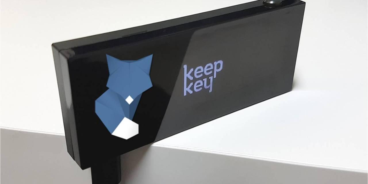Shapeshift anuncia alianza con la empresa fabricante de carteras frías KeepKey
